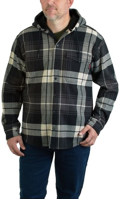 Wolverine Men's Bucksaw Bonded Shirt Jacket