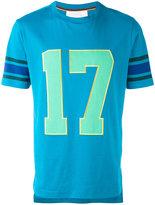 Paul Smith 17 patch T-shirt - men - Cotton - M