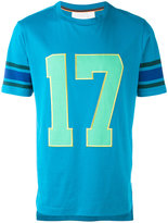 Paul Smith 17 patch T-shirt - men - Cotton - S