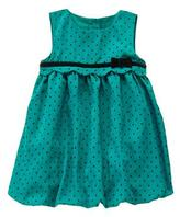 Gymboree Dot Bubble Dress