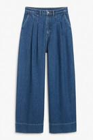 Thumbnail for your product : Monki Nani palazzo jeans
