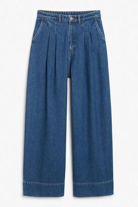 Monki Nani palazzo jeans
