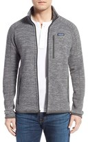 Patagonia Men's Better Sweater Zip Front Jacket