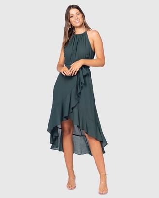 Pilgrim Jaeger Midi Dress