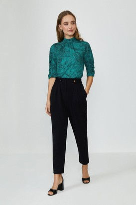 Coast Button Tab Tailored Trousers
