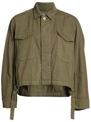 Rag & Bone Swingback Cargo Jacket