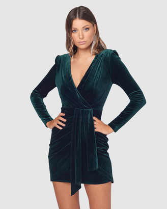 Pilgrim Maze Mini Dress