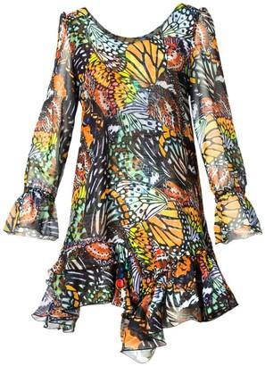 Cosel Dress Summer Butterfly