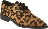 Lanvin Haircalf Derby Loafer