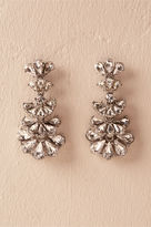 BHLDN Miya Crystal Drop Earrings