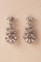 BHLDN Miya Crystal Drop Earrings