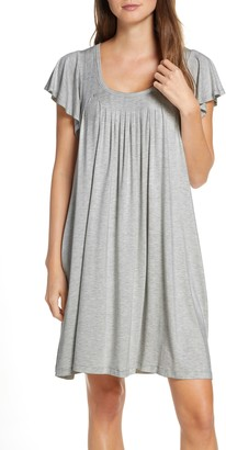 Papinelle Flutter Sleeve Nightgown