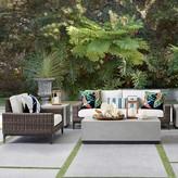 Williams-Sonoma Williams Sonoma Concrete Outdoor Side Table