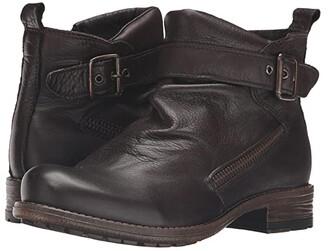 Eric Michael Tucson (Black) Women's Shoes