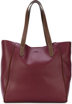 Hogan shopping tote - women - Leather - One Size