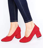 Asos SIMONE Wide Fit Heels
