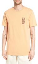 Zanerobe Men's Flintlock Longline Logo T-Shirt
