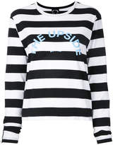 The Upside Stripe Martina jersey top