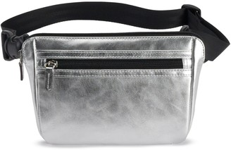 ili Slim Leather Belt Bag