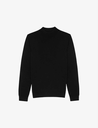 Reiss Kelby wool-blend jumper