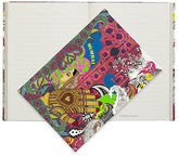 Christian Lacroix NEW Layflat Mumbai Notebook
