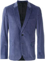 Paul Smith slim-fit velvet blazer
