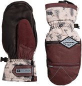 Dakine Team Fleetwood Leather Mittens - Waterproof, Insulated (For Women)