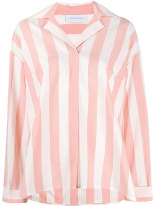 Christian Wijnants Tyan striped pattern shirt