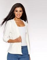Quiz 3/4 Sleeve Jacket