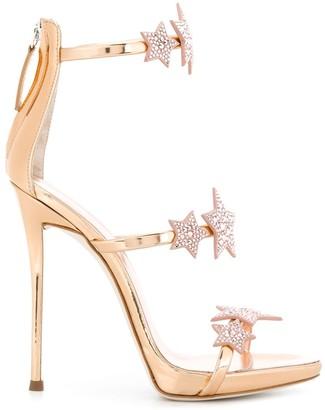 Giuseppe Zanotti Harmony Star sandals