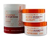 Dr. Dennis Gross Skincare Alpha Beta Peel - Extra Strength Formula (For Normal / Less Sensitive Skin; Jar) 30 Treatments