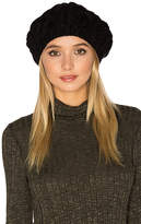 Eugenia Kim Jamie Beanie in Black.