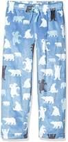 Hatley Little House by Girl's Lbh Kids Fuzzy Fleece Pants Bear Pyjama Bottoms