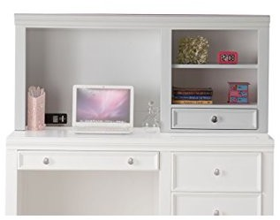 Acme Lacey Storage Hutch, White