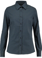 Stella Jean Printed Cotton And Wool-Blend Shirt