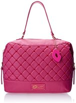 Betsey Johnson LUV BETSEY by Touch My Heart Tote Handbag