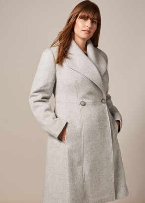 Phase Eight Ayda Wool Coat