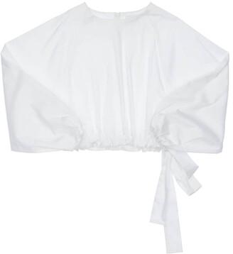 Unlabel Cotton Blend Poplin Shirt