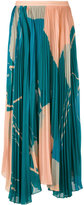 Maryling - pleated maxi skirt - women - Polyester - 36