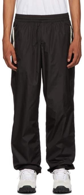 Moncler Genius 2 1952 Black Nylon Track Pants