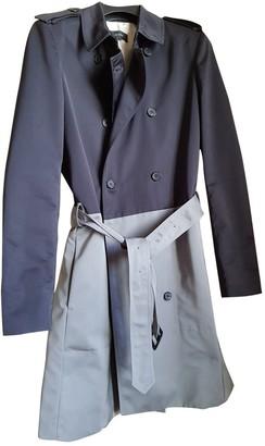 Joseph Anthracite Trench Coat for Women