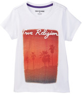 True Religion Photo Real Tee (Toddler & Little Girls)