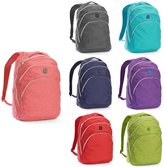 iPack 19'' Lightweight School Travel Interior Laptop Sleeve Backpack