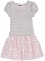 Blueberi Boulevard Embellished Tutu Dress, Little Girls (4-6X)