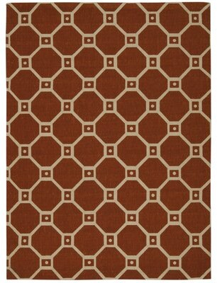 "Waverly Color Motion ""Ferris Wheel"" Nectar Area Rug Rug Size: Rectangle 5' x 7'"