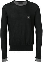 Philipp Plein crew neck jumper