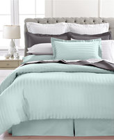 Charter Club Closeout! Damask Reversible Twin Comforter, 500 Thread Count 100% Pima Cotton, Only at Macy's Bedding