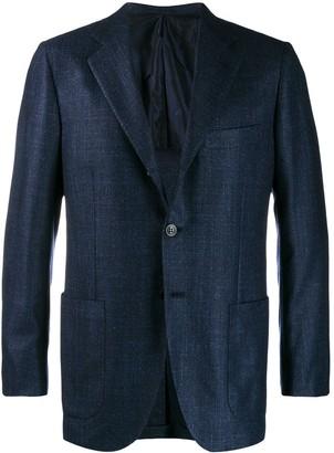Kiton Woven Jacket