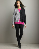 MARC by Marc Jacobs Twinsie Color-Block Cardigan