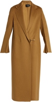 Calvin Klein Collection Hens single-breasted double-faced cashmere coat